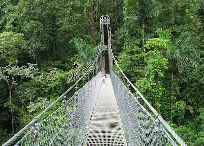 Arenal Hanging Bridges, Volcan Arenal