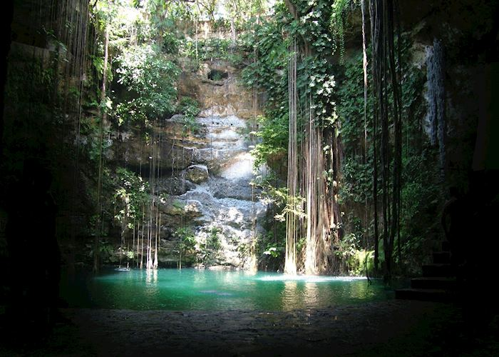 Cenote, Yucatán Peninsula