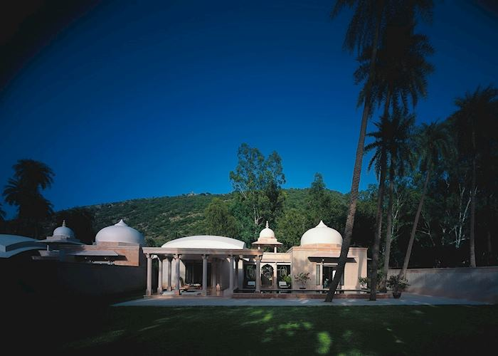 Pool Pavilion, Amanbagh
