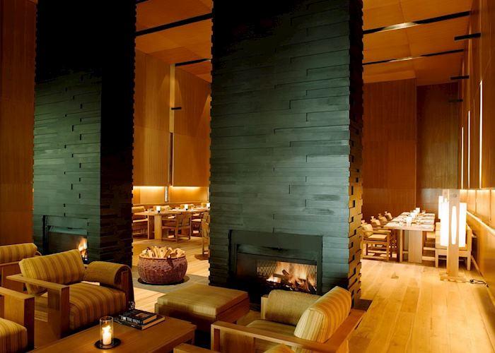 Restaurant and lounge, Amankora Thimpu