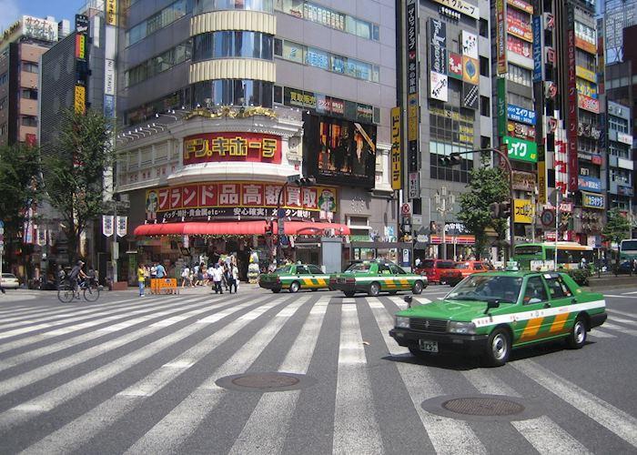 Streetlife, Tokyo