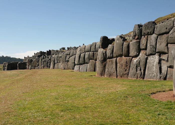 Sacsayhuaman Ruins outside of Cuzco, Peru