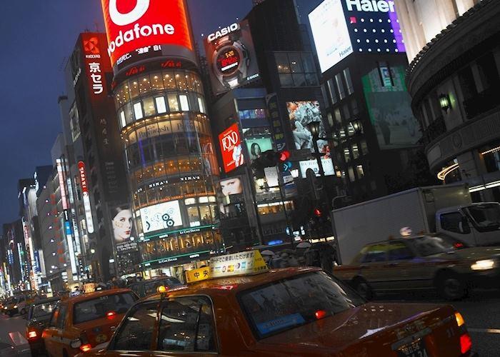 Ginza nightlife, Tokyo