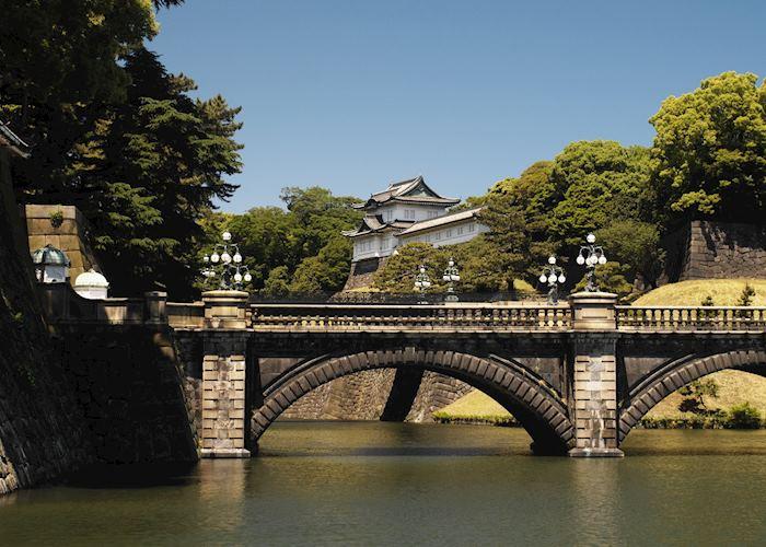 Palace gardens, Tokyo