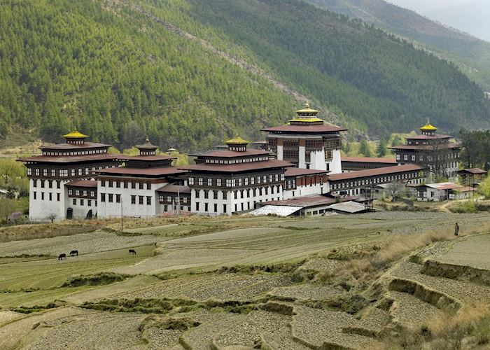 Royal Palace, Thimphu, Bhutan