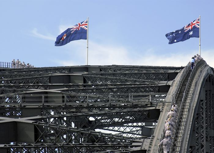 Sydney Harbour Bridge Climb, Sydney