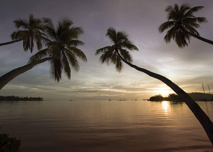Denarau Island and Port Denarau, Fiji