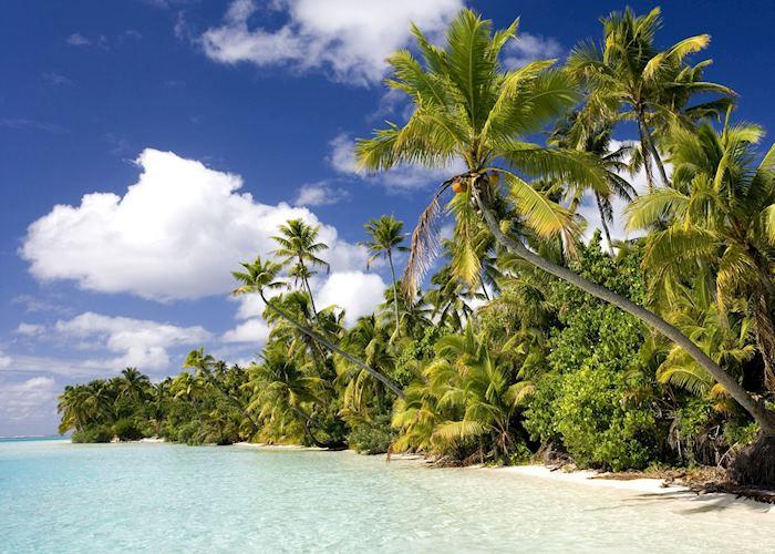 Lagoon cruise, Aitutaki