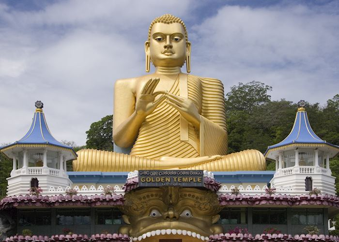Caves temples, Dambulla, Sri Lanka