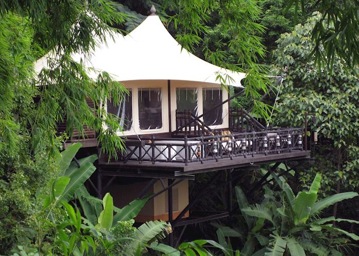Four Seasons Tented Camp, Golden Triangle