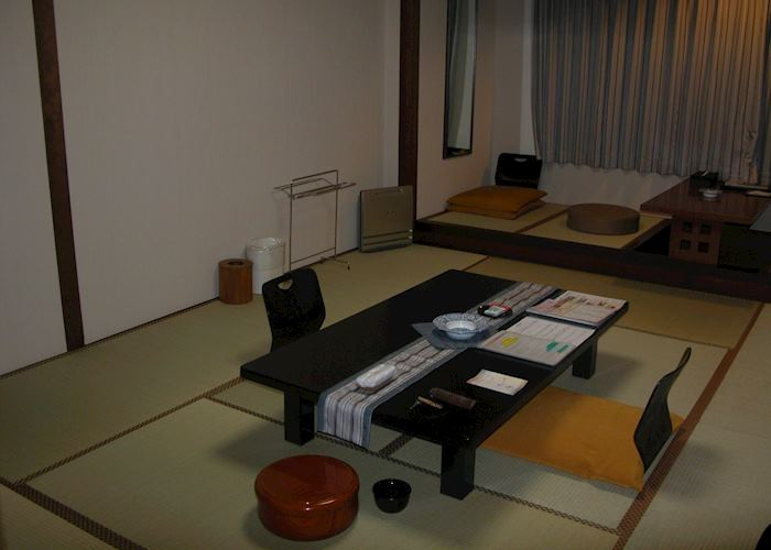 Japanese room, Shiretoko Grand Hotel