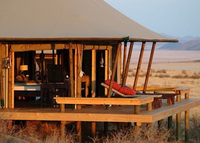 Wolwedans Boulders Camp, NamibRand Nature Reserve