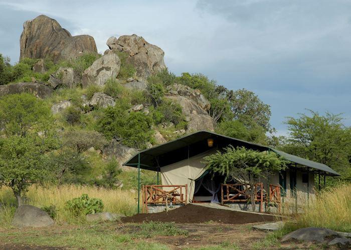 Luxury Tent, Mbuzi Mawe