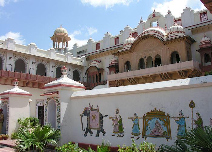 Laxmi Vilas Palace Bharatpur, Bharatpur