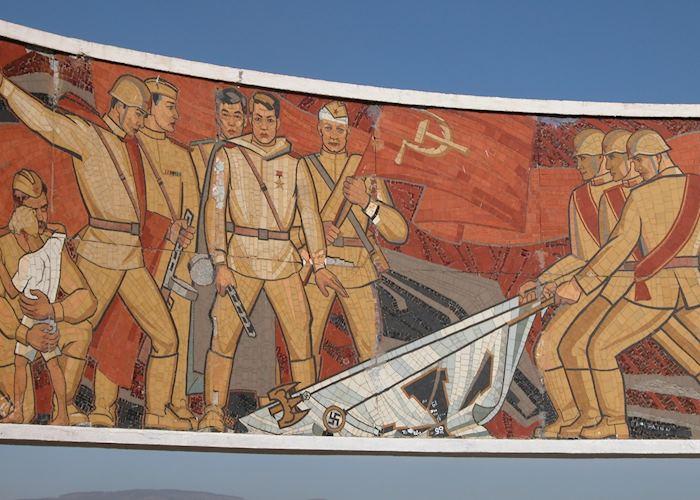 Zaisan Memorial, Ulaan Baatar