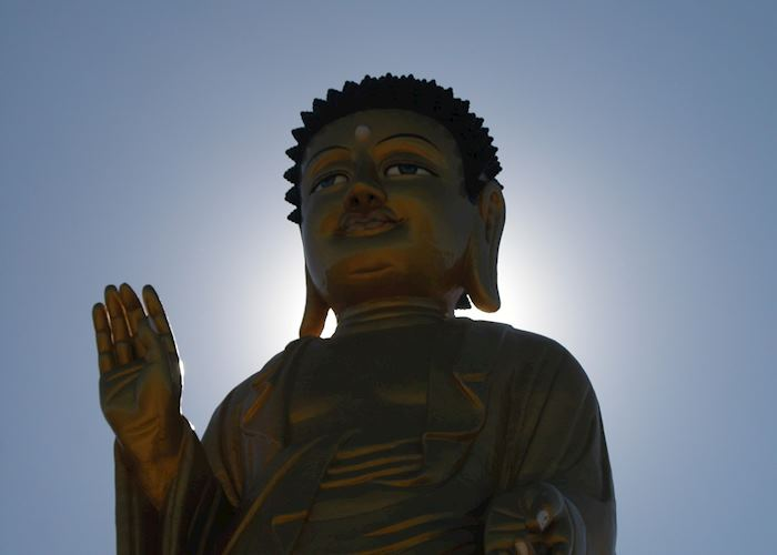 Buddha Statue, Ulaanbaatar