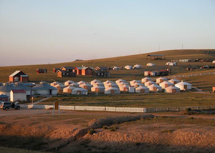Khustai Ger Camp, Khustai Nuruu National Park