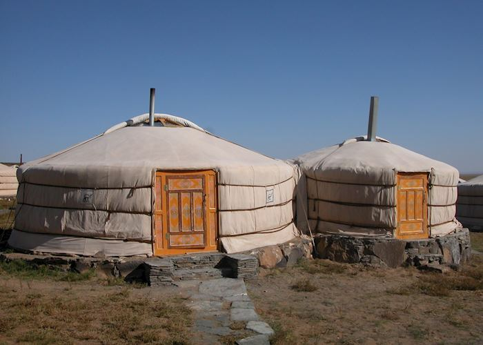 Deluxe Ger Tent, Three Camel Lodge, Gobi Gurvansaikhan National Park