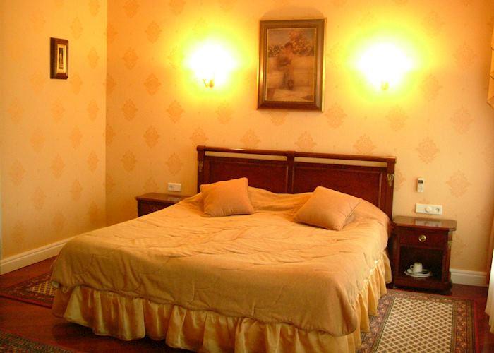 Standard plus room, Pushkaskaya hotel, Suzdal