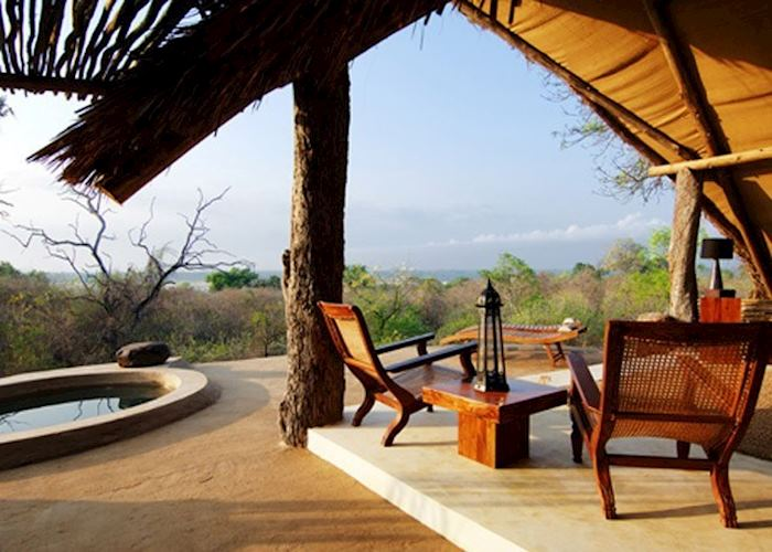 Kiba Point, Selous Game Reserve