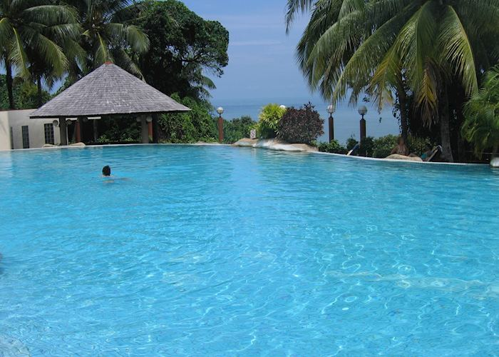 Damai Beach Resort, Damai Peninsula