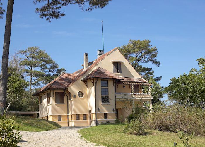 One of the villas at Ana Mandara Villas, Dalat
