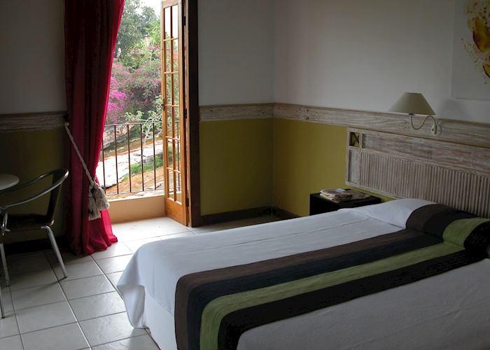 Superior river view room, Pousada Canto Das Aguas
