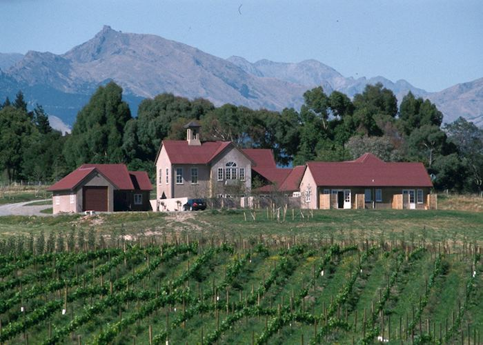 The Bell Tower, Blenheim & The Winelands
