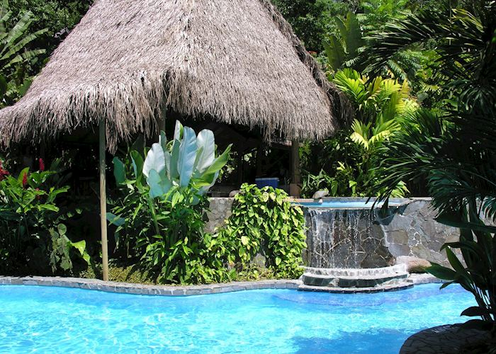 The Lost Iguana Resort, Volcan Arenal