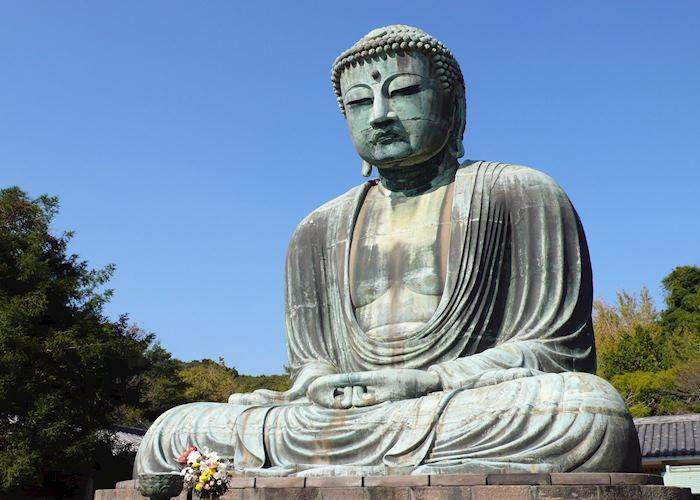 Giant buddha, Kamakura