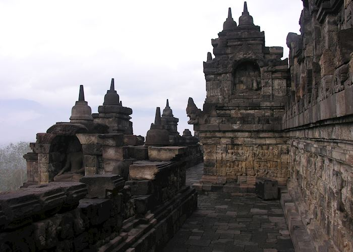 The Borobudur Temple Complex