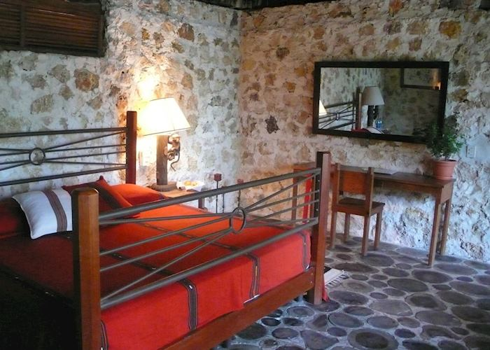 Deluxe casita, Nitun Lodge, Tikal Area