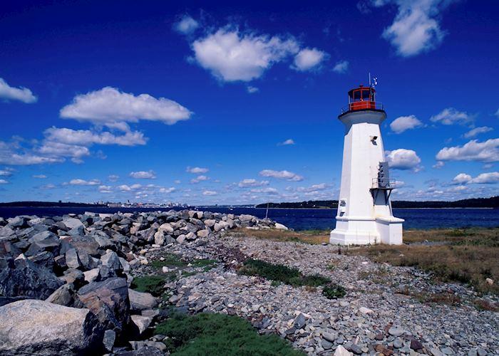 Maugher Beach Lighthouse, near Halifax