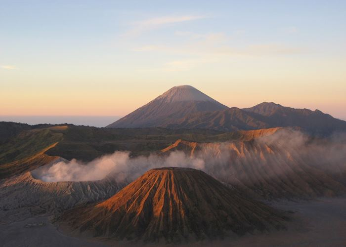 Sunrise over Mount Bromo, Indonesia