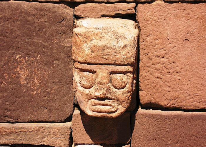 Tihuanaco Ruins