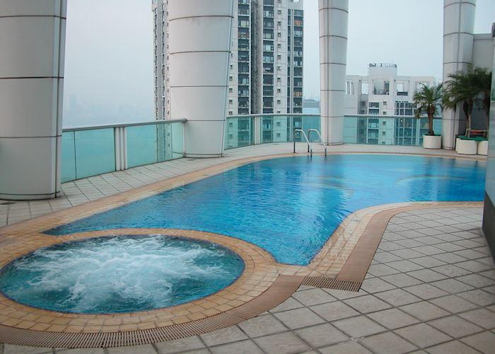 Metropark Hotel, Hong Kong