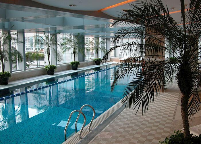 Swimming Pool, Four Seasons Hotel, Shanghai