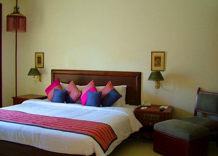 Hotel Chandela Superior Room, Khajuraho