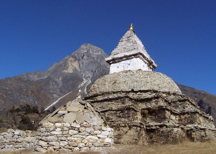 Chorten, Everest Region, Nepal