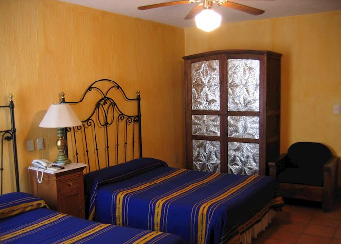 Standard room, Hostal de La Noria, Oaxaca