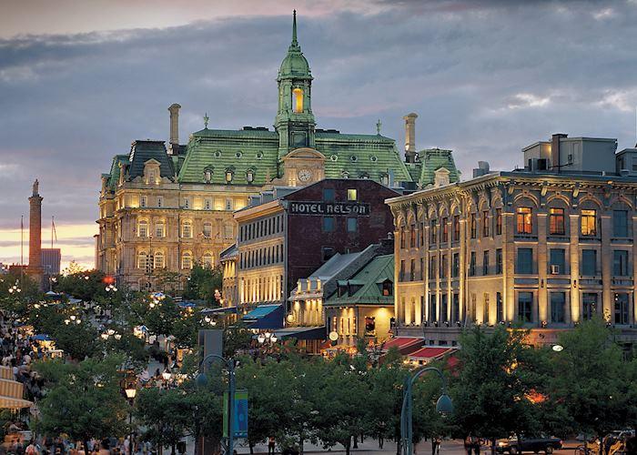 Rue St Jacques, Montréal