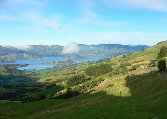 Akaroa & Banks Peninsula, New Zealand