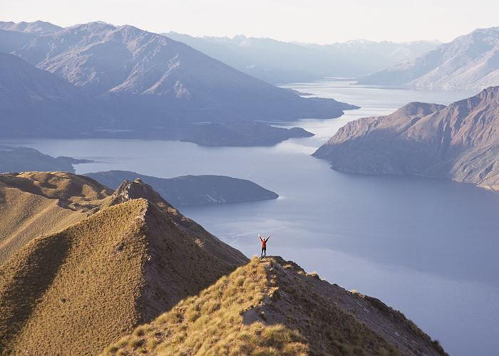 Mount Roy, near Wanaka, New Zealand