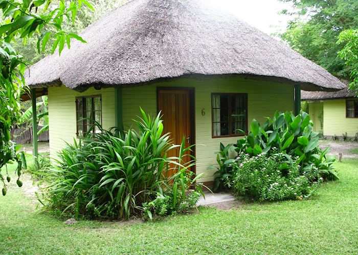 Bungalow, Mahangu Safari Lodge, Popa Falls and Mahangu Game Park
