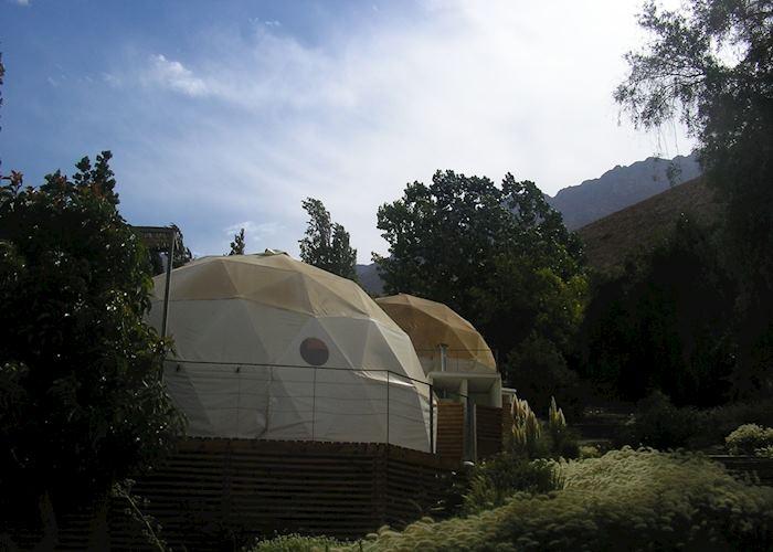 Elqui Domos, Elqui Valley