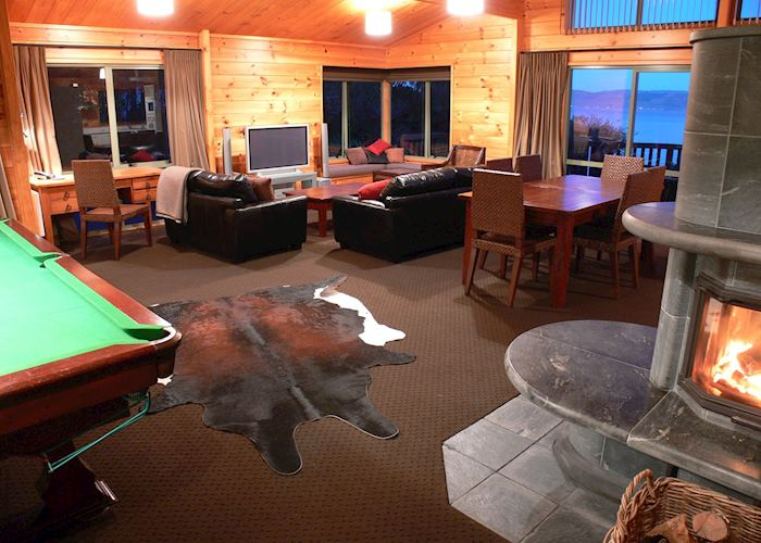 Lakefront complex, Koura Lodge, Rotorua