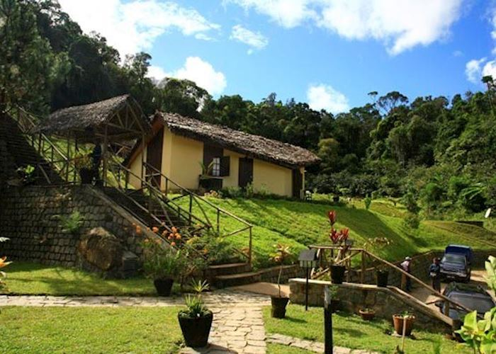 Setam Lodge, Ranomafana National Park