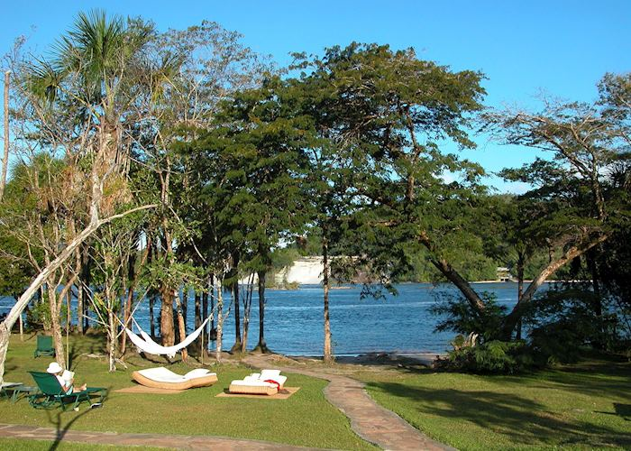 Waku Lodge, Canaima