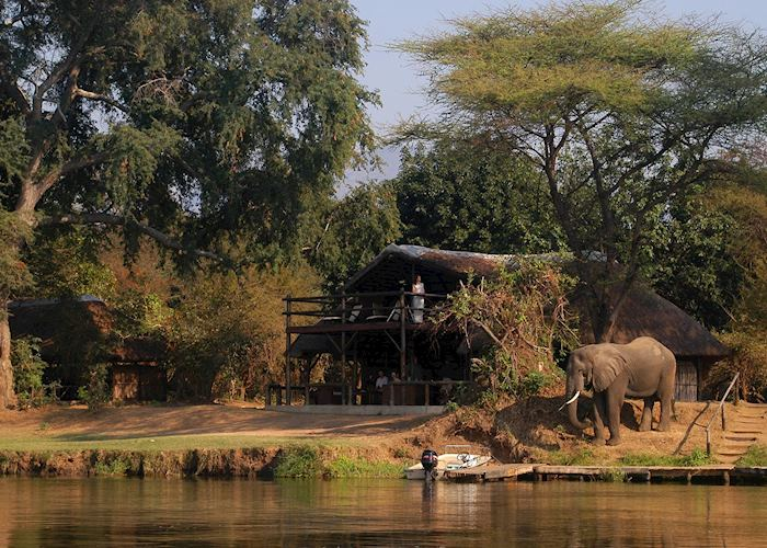 Chiawa Camp, Lower Zambezi National Park