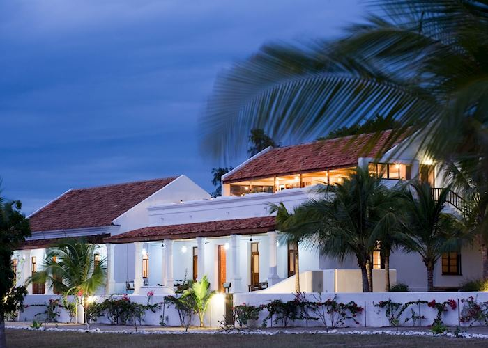 Ibo Island Lodge, Quirimba Archipelago